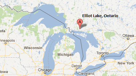 Map of Elliot