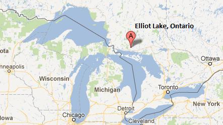 Map of Elliot